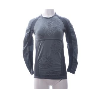 Athlete Gray Long Sleeve Top Womens L